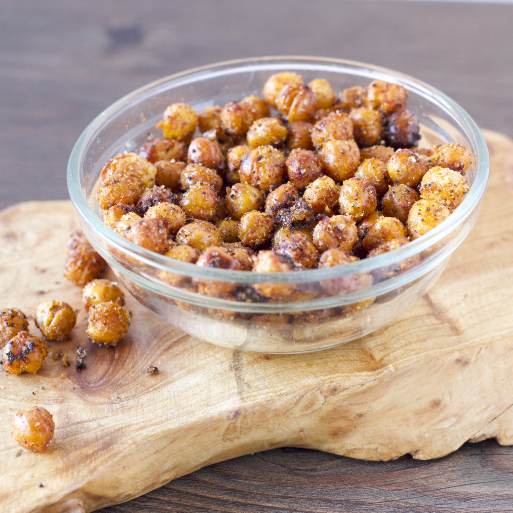 Healthy Chickpea Poppers. You'll love the addictive little snack ...
